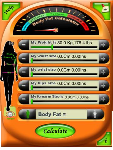 BFC Calculator